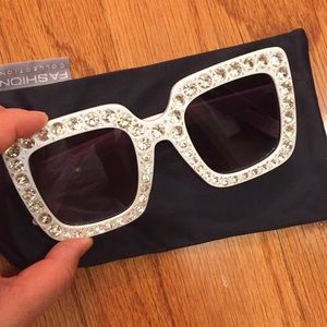 Sun&Shade oversized sunglasses